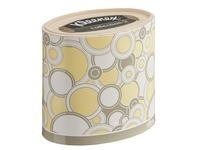 Oval tissue box Kleenex - 64 tissues