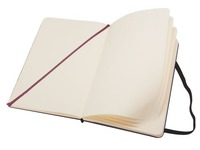 Notebook Moleskine strong 13 x 21 cm ivory lined 240 pages