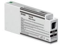 Epson T8248 - dof zwart - origineel - inktcartridge (C13T824800)