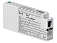 Epson T824900 - heel licht zwart - origineel - inktcartridge (C13T824900)