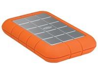 LaCie Rugged Triple STEU1000400 - vaste schijf - 1 TB - FireWire 800 / USB 3.0
