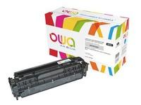 Toner Armor Owa compatibel HP 305X-CE410X hoge capaciteit zwart voor laserprinter