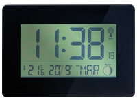 Digital Clock - Radio controlled