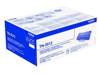 Toner Brother TN3512 zwart voor laserprinter