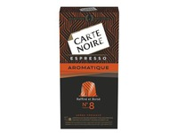 Capsules Carte Noire Aromatique n°8 - Box of 10