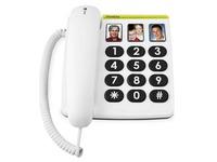Ergonomische vaste telefoon Doro Phone Easy 331 ph