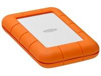 LaCie Rugged Thunderbolt USB-C STFS4000800 - hard drive - 4 TB - USB 3.1 Gen 1 / Thunderbolt