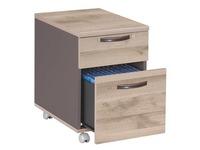 Mobile drawer cabinet Osaka 2 drawers