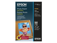 Epson - photo paper - 100 sheet(s) - 102 x 152 mm - 200 g/m²