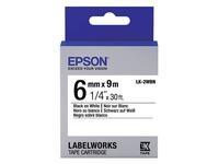 Epson LabelWorks LK-2WBN - etikettape - 1 rol(len) (C53S652003)
