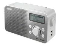 Sony XDR-S60DBP - DAB draagbare radio (XDRS60DBPW.CED)