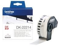 Brother DK-22214 - thermisch papier (DK22214)
