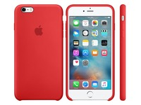 Apple (PRODUCT) RED back cover for cell phone (MKY32ZM/A)