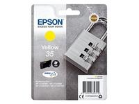Epson 35 - geel - origineel - inktcartridge