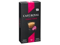 Coffee capsule Café Royal Lungo Forte - Box of 10