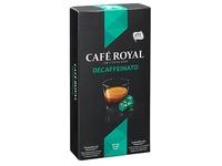 Capsule de café Café Royal Decaffeinato - boîte de 10