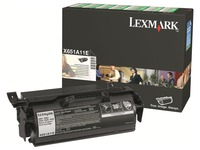 X651A11E LEXMARK X651 CARTRIDGE BLACK ST