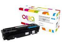 Toner Armor Owa compatible HP 410X-CF411X cyan for laser printer