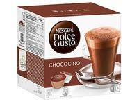 Schokoladekapseln Nescafé Dolce Gusto Chococino - Schachtel von 8 + 8