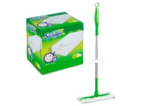 Pack Swiffer broom kit + 1 box of 40 Swiffer floor dusters
