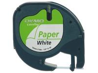 Band weißes Papier für Dymo Letratag