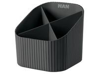 Han X-Loop pennenbakje zwart