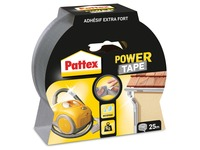 EN_RL.25M GRIS PATTEX POWER TAPE