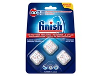 Cleaning product machine Finish - pack of 3
