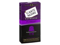 Carte Noire Coffee Pods No.11 Powerful - 10 Capsules per Box