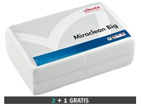 Pack 2 sets of 8 sponges Miraclea = 1 for free