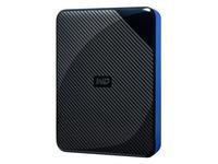 WD Gaming Drive WDBM1M0040BBK - hard drive - 4 TB - USB 3.0