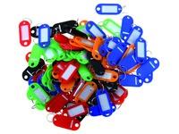 Porte-clés Pavo en plastique assorti