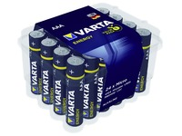 Pile Varta Energy 24xAAA Lot économique