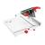 papier karton hefboom cutter snijmachine zwaar