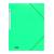 groen map rekker elba